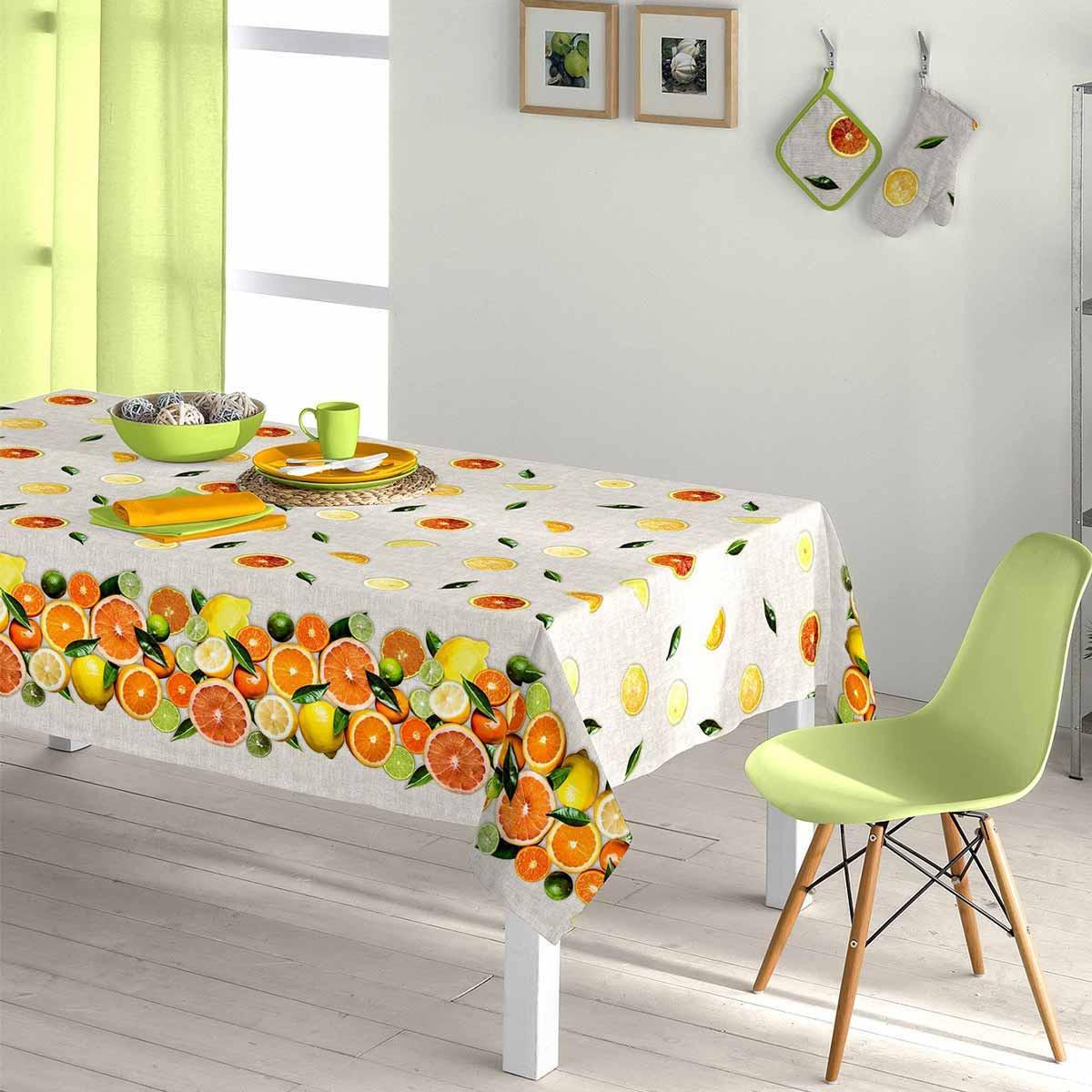 Τραπεζομάντηλο (140x180) Sb Home Citrus