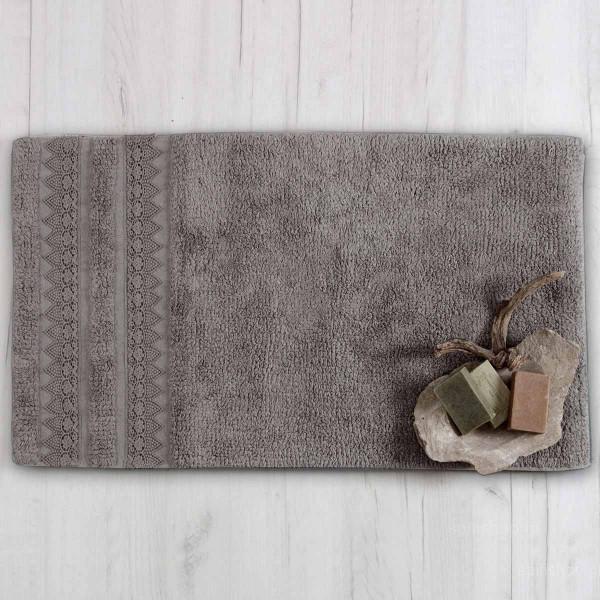 Πατάκι Μπάνιου (50x90) Sb Home Ether Grey