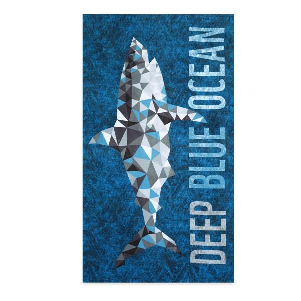 Πετσέτα Θαλάσσης Nef-Nef Deep Blue Ocean