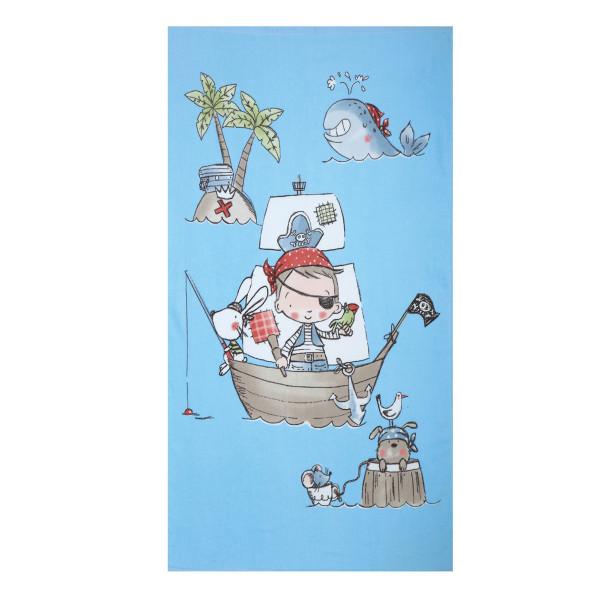 Παιδική Πετσέτα Θαλάσσης Nef-Nef Treasure Island