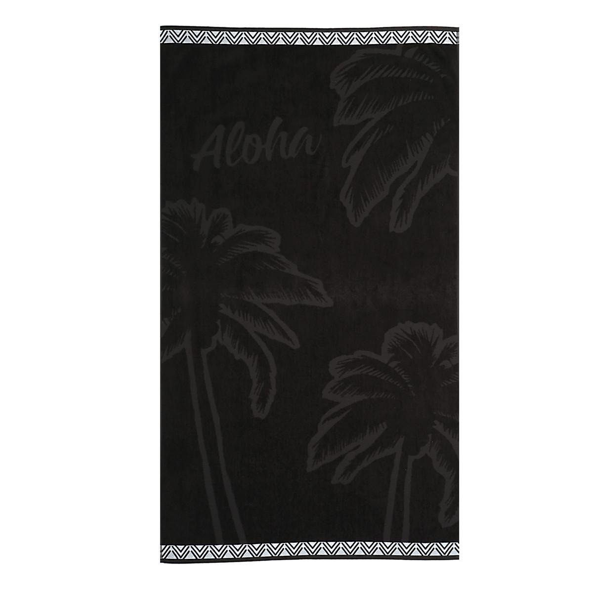 Πετσέτα Θαλάσσης Nef-Nef Aloha Black