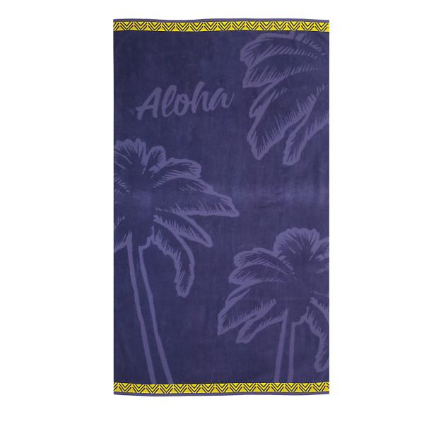 Πετσέτα Θαλάσσης Nef-Nef Aloha Purple