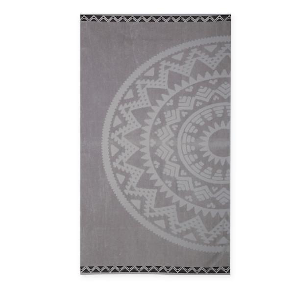 Πετσέτα Θαλάσσης Nef-Nef Abey Grey