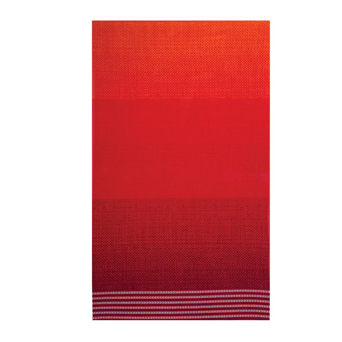 Πετσέτα Θαλάσσης Nef-Nef Line Up Red