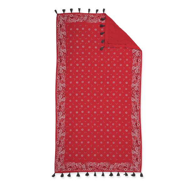 Πετσέτα Θαλάσσης - Παρεό Nef-Nef Bandana Red