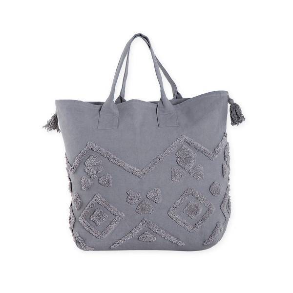 Τσάντα Θαλάσσης Nef-Nef True Grey