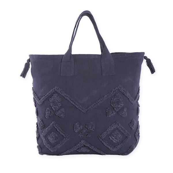Τσάντα Θαλάσσης Nef-Nef True ΒlueBlack