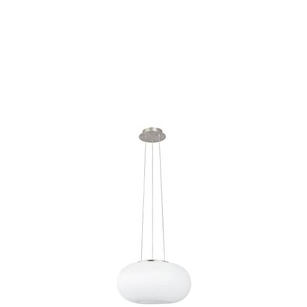 Φωτιστικό Οροφής Δίφωτο Eglo Optica 86814