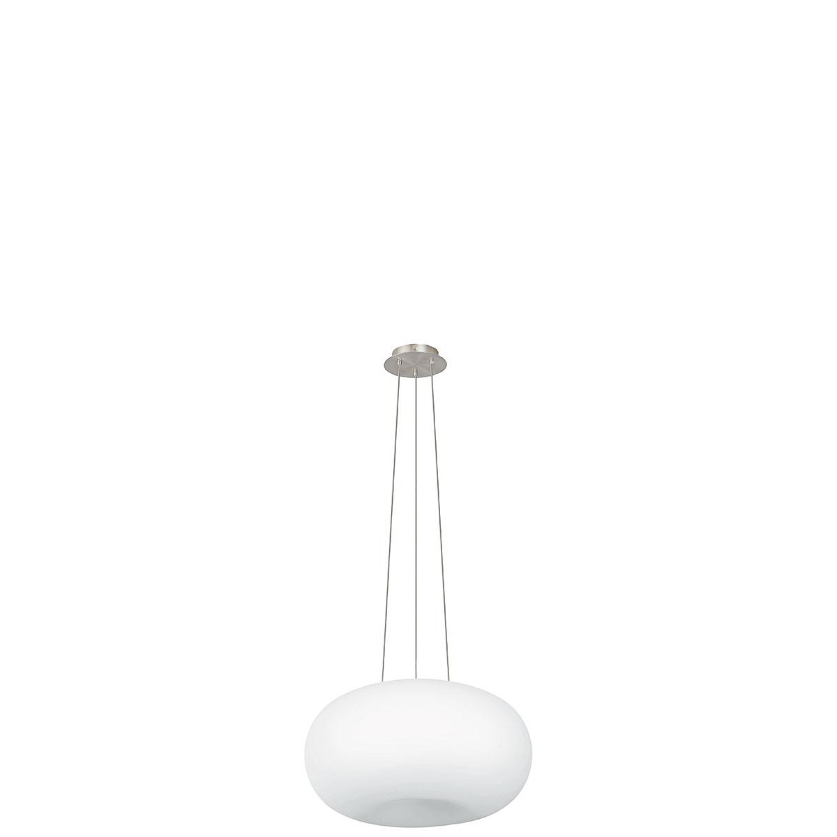 Φωτιστικό Οροφής Δίφωτο Eglo Optica 86815