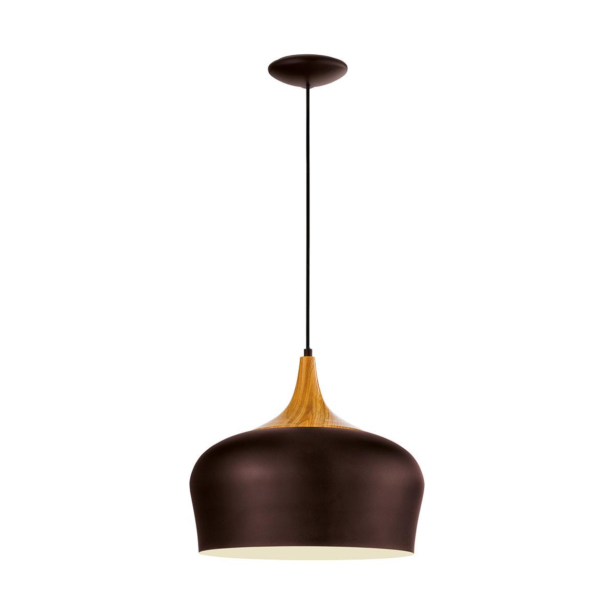 Φωτιστικό Οροφής Μονόφωτο Eglo Obregon 95385