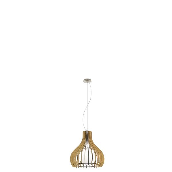 Φωτιστικό Οροφής Μονόφωτο Eglo Tindori 96214