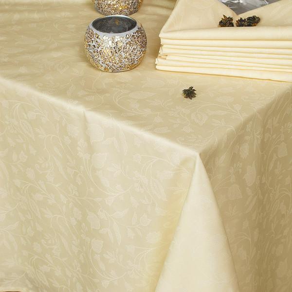 Πετσέτα Φαγητού (50x50) Rythmos Bensimon Ecru