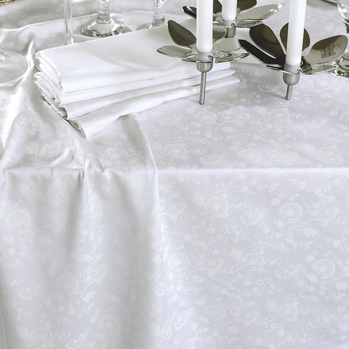 Τραπεζομάντηλo (140×220) Rythmos Merida White