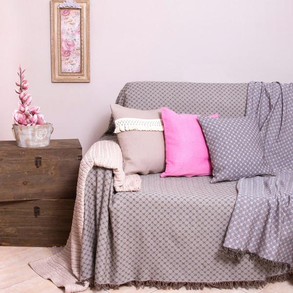 Ριχτάρι Τριθέσιου (180x300) Loom To Room Ristine Beige