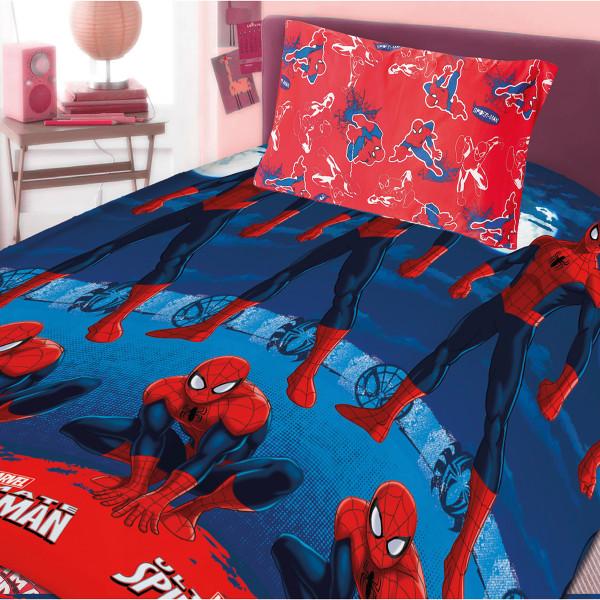 Κουβερλί Μονό Dimcol Spiderman 740