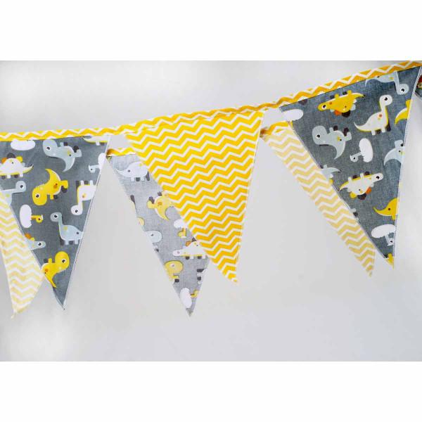 Διακοσμητικά Σημαιάκια Ninna Nanna Little Dino