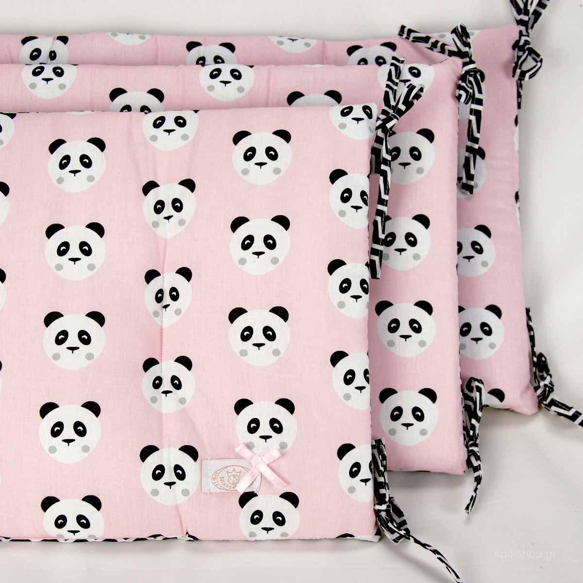 Πάντα Κούνιας Ninna Nanna Pink Panda