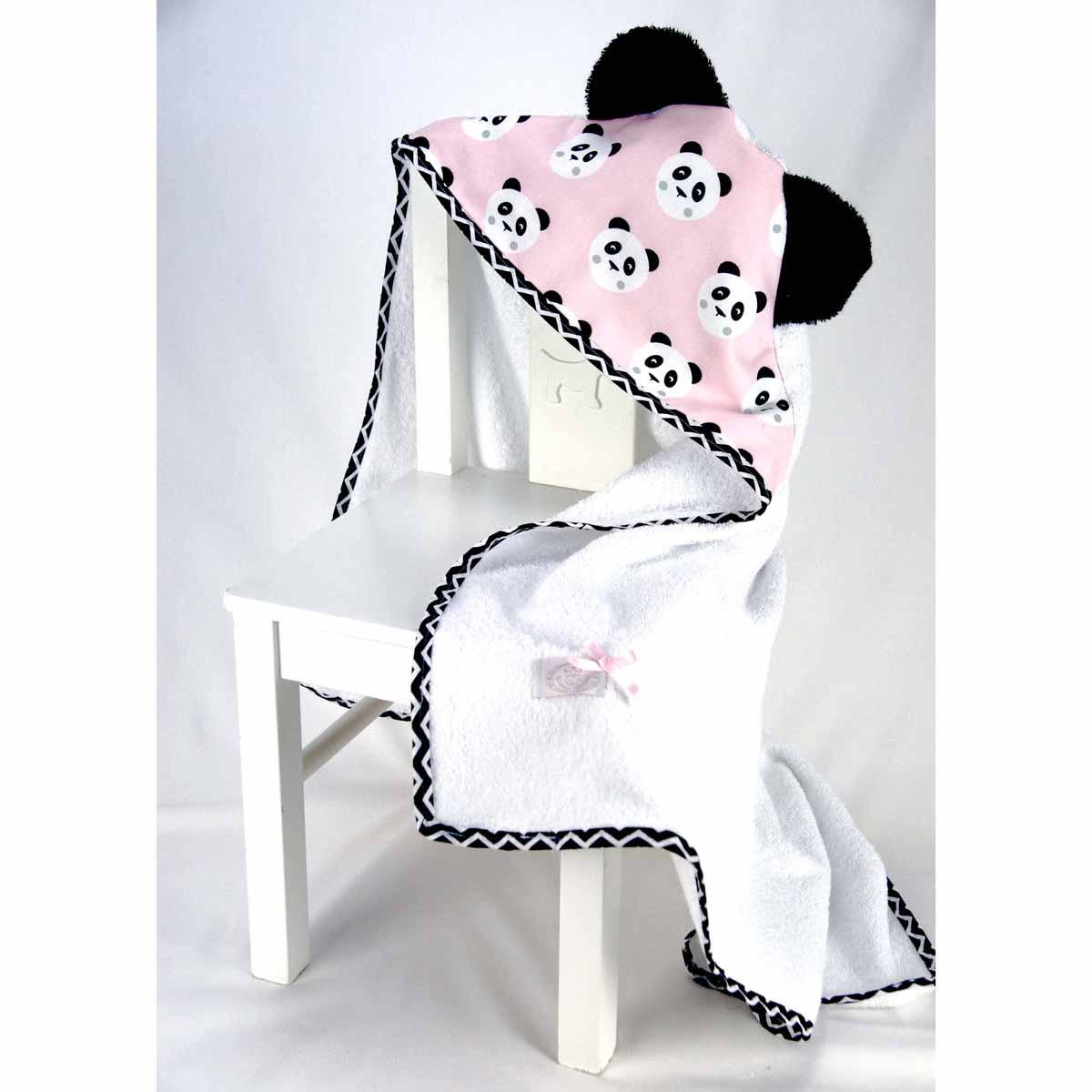 Βρεφική Κάπα Ninna Nanna Pink Panda