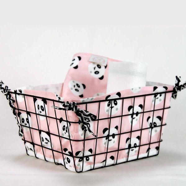 Καλαθάκι Καλλυντικών Ninna Nanna Pink Panda