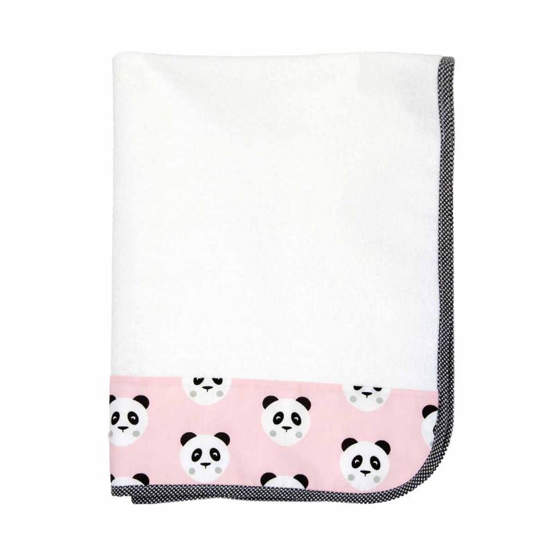 Βρεφικό Σελτεδάκι (60x80) Ninna Nanna Pink Panda