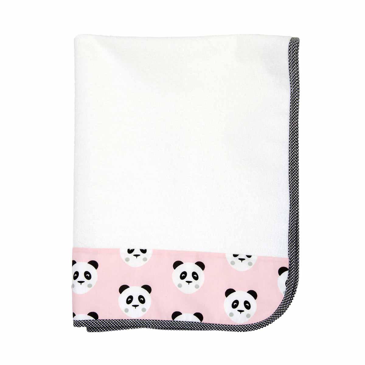 Βρεφικό Σελτεδάκι (60×80) Ninna Nanna Pink Panda