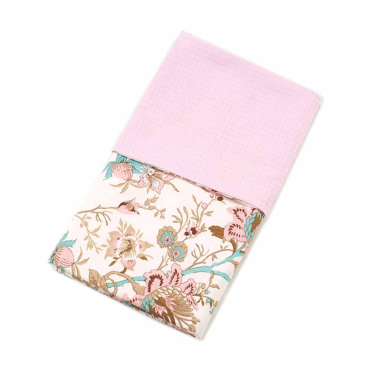 Κουβέρτα Πικέ Αγκαλιάς Ninna Nanna Sweet Floral