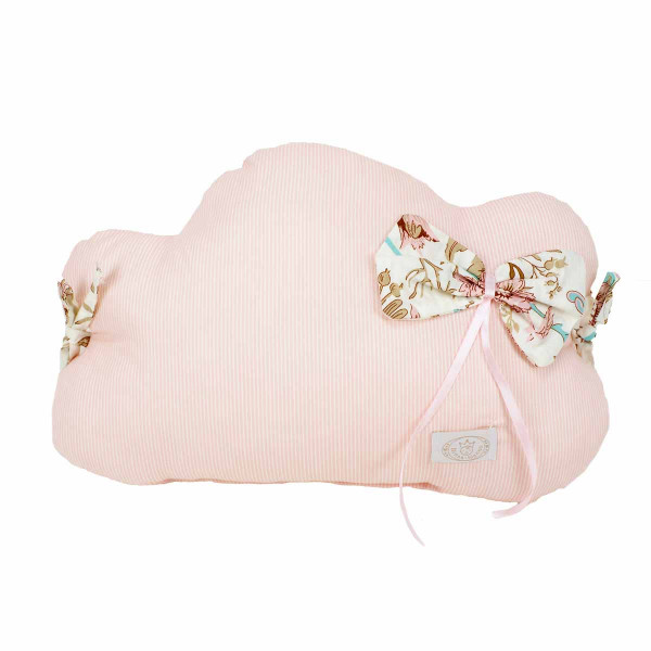 Προστατευτικό Μαξιλάρι Κούνιας Ninna Nanna Sweet Floral Σύννεφο