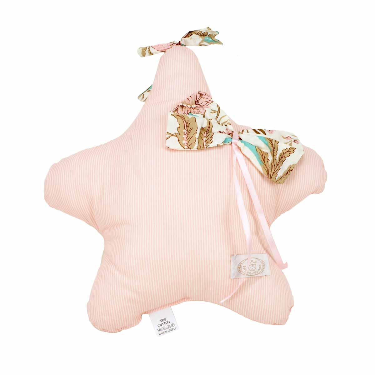 Προστατευτικό Μαξιλάρι Κούνιας Ninna Nanna Sweet Floral Αστεράκι