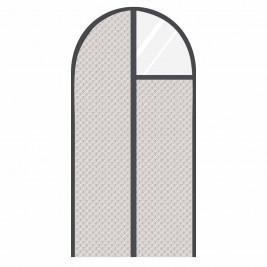Θήκη Φύλαξης Παλτό/Φορεμάτων (60x120) εstia Maze 03-5917
