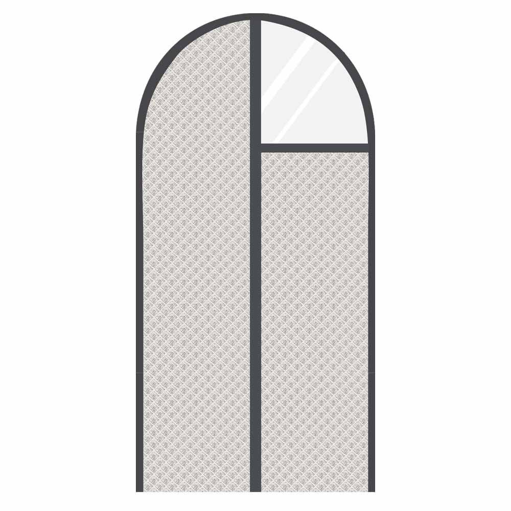 Θήκη Φύλαξης Παλτό/Φορεμάτων (60×120) Estia Maze 03-5917