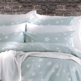 Ζεύγος Μαξιλαροθήκες Rythmos Nova Stardust Blue