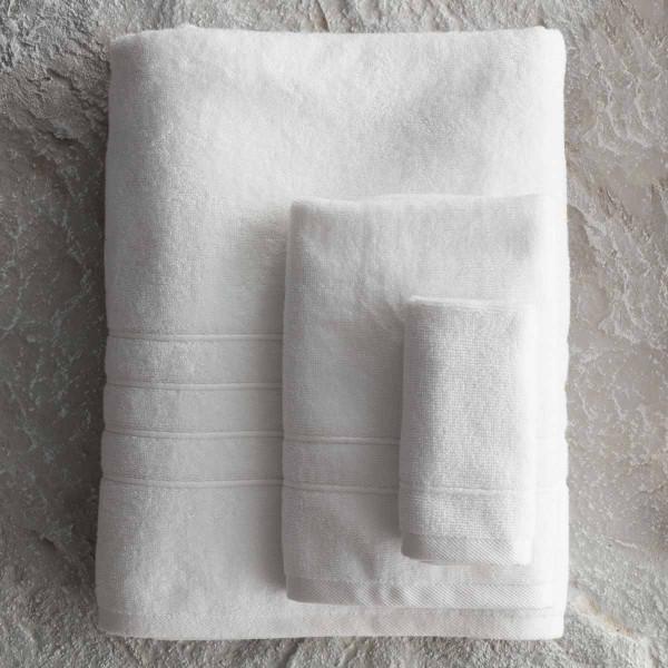 Πετσέτες Μπάνιου (Σετ 3τμχ) Vesta Suite Project Aquafibro