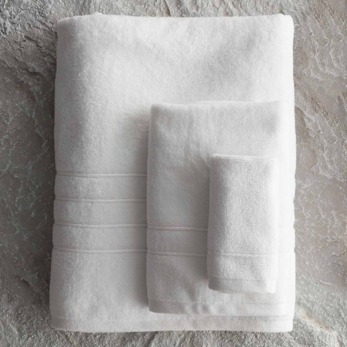 Πετσέτες Μπάνιου (Σετ 3τμχ) Vesta Aquafibro