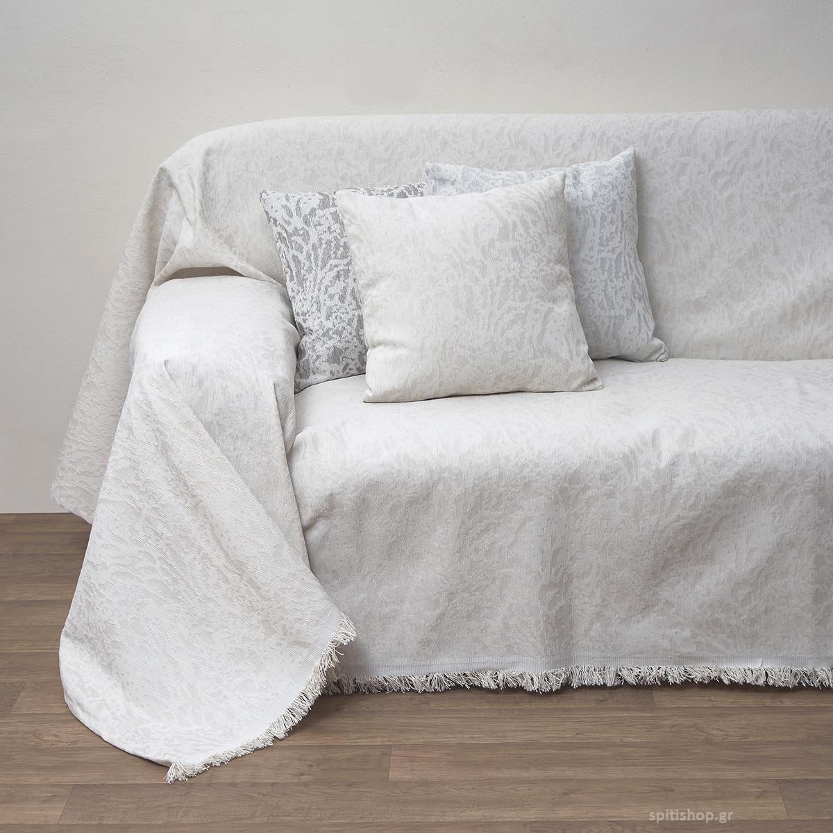Διακοσμητικό Μαξιλάρι (42×42) Viopros 3013 Άμμος