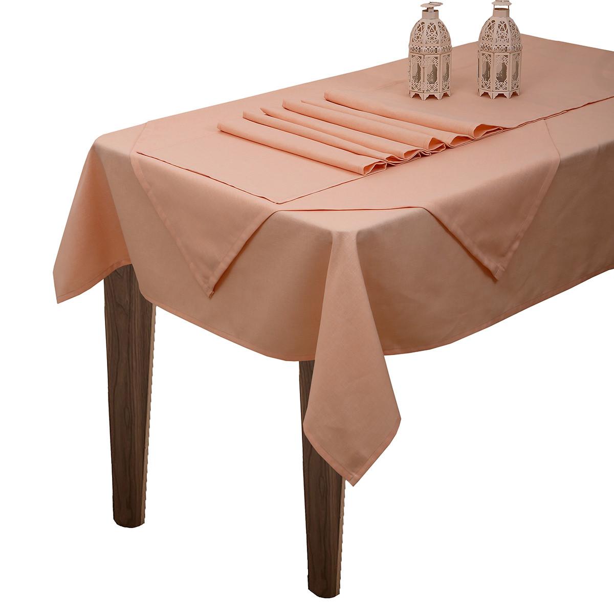 Τραπεζομάντηλο (160×160) Viopros Σάρα Χρ2