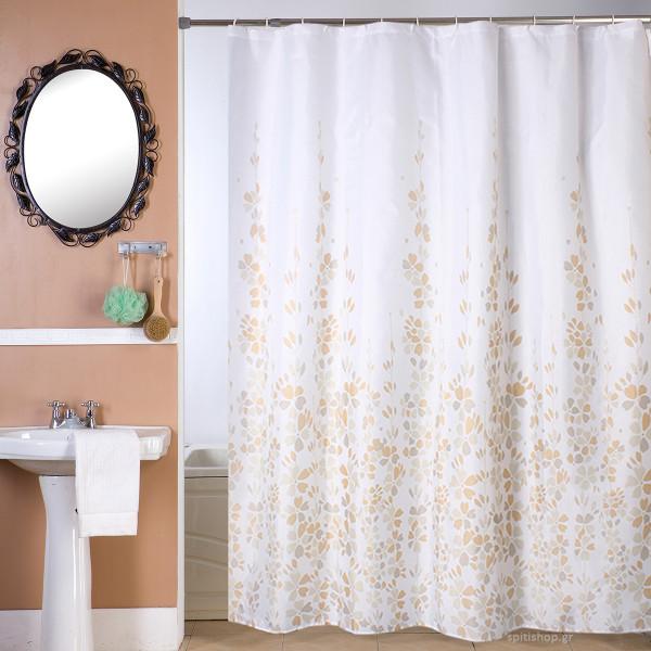 Κουρτίνα Μπάνιου (180x180) Viopros Σύνθια