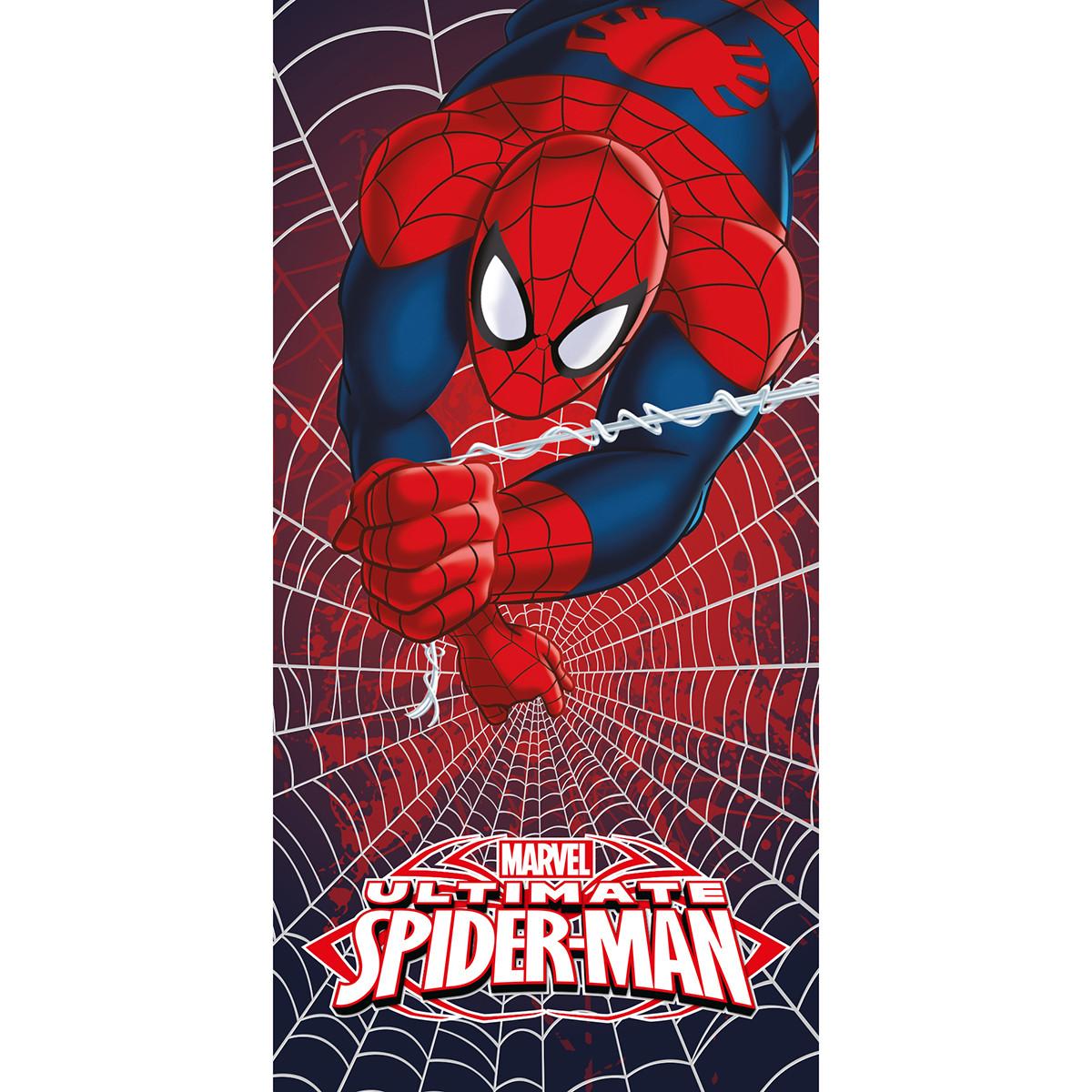 Παιδική Πετσέτα Θαλάσσης Viopros Spiderman 5
