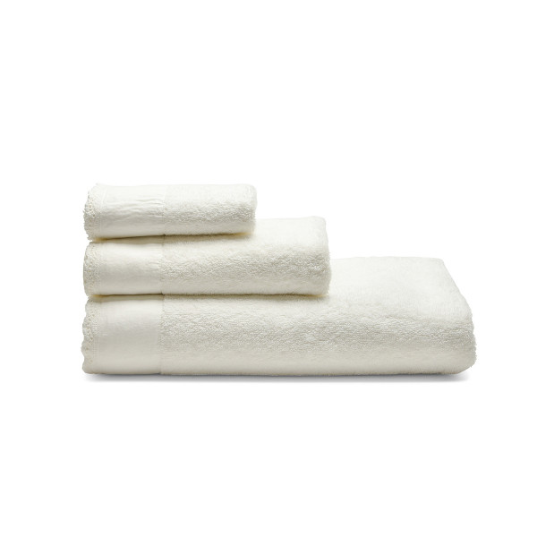 Πετσέτα Προσώπου (50x100) Laura Ashley En.Lace Ivory