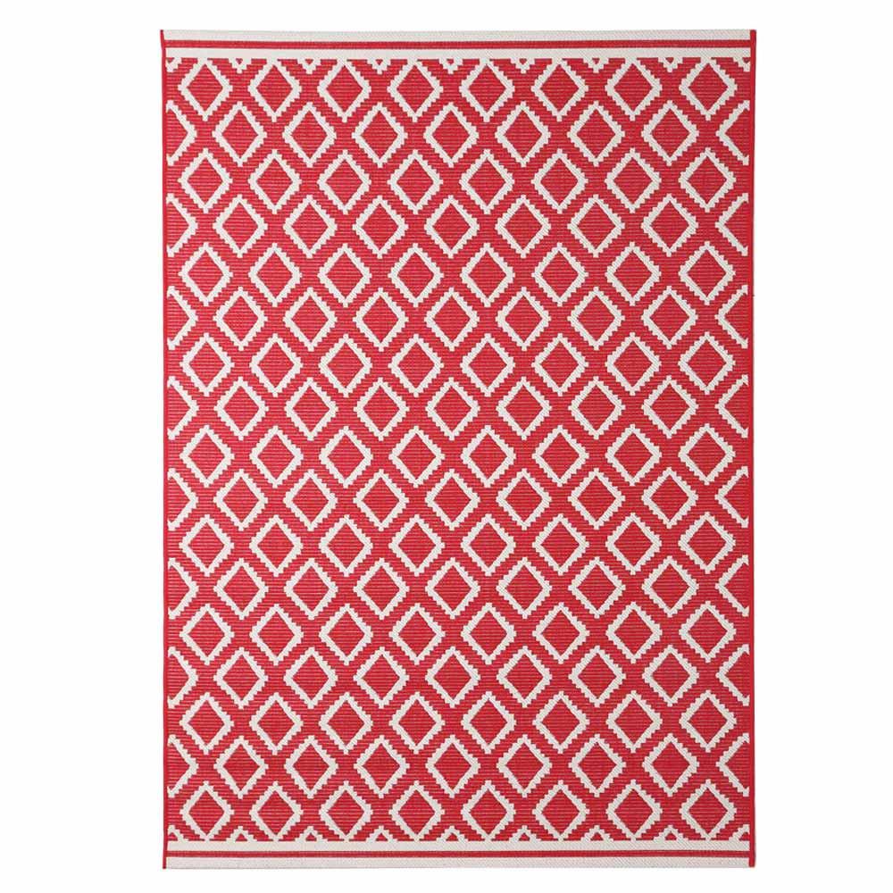Χαλί Καλοκαιρινό (140×200) Royal Carpets Flox 3 Red