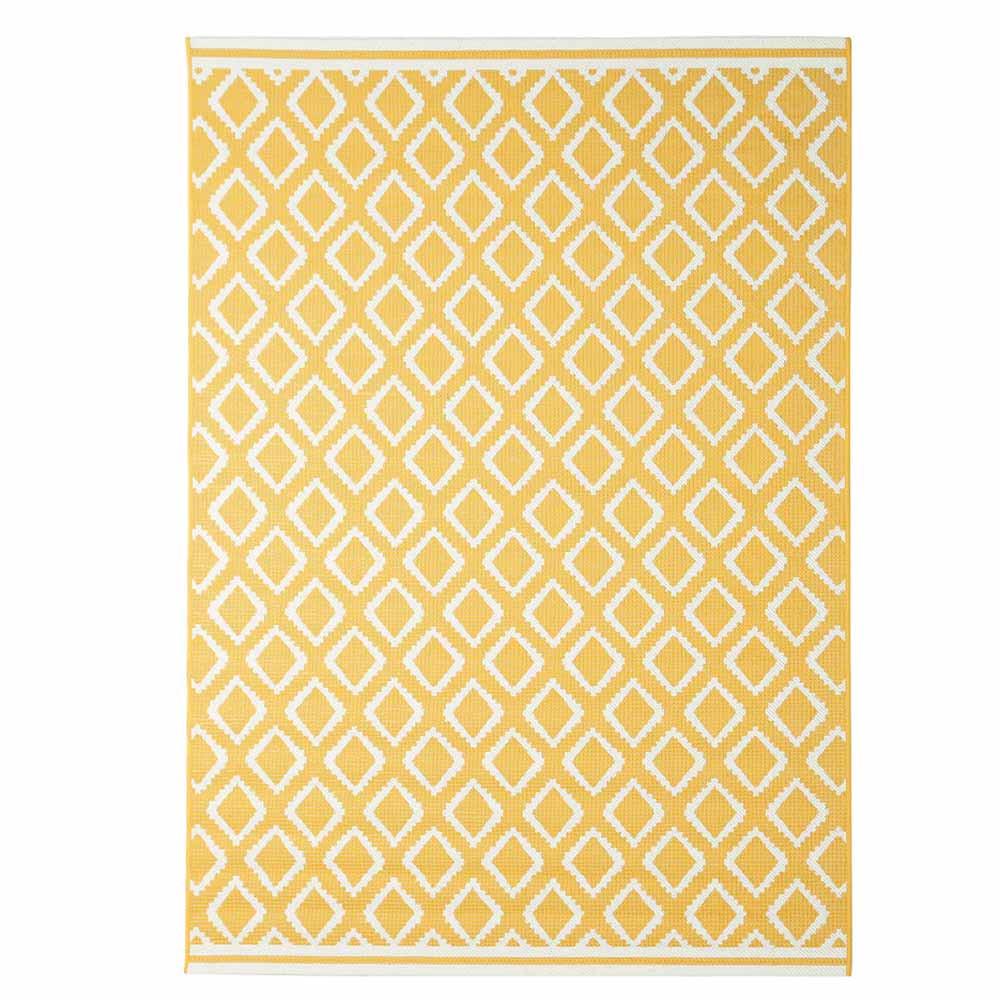 Χαλί Καλοκαιρινό (140×200) Royal Carpets Flox 3 Yellow