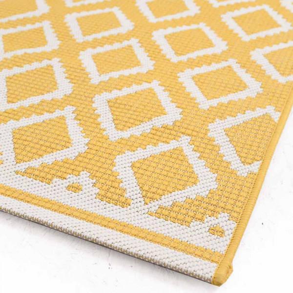 Χαλί Καλοκαιρινό (140x200) Royal Carpets Flox 3 Yellow