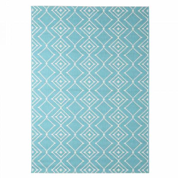 Χαλί Καλοκαιρινό (200x285) Royal Carpets Flox 47 L.Blue