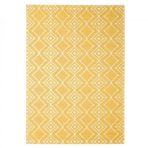 Χαλί Διαδρόμου (67x140) Royal Carpets Flox 47 Yellow