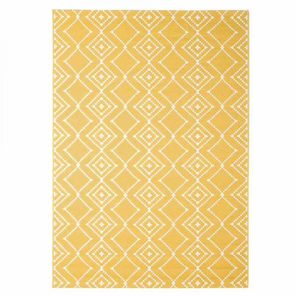 Χαλί Καλοκαιρινό (140x200) Royal Carpets Flox 47 Yellow