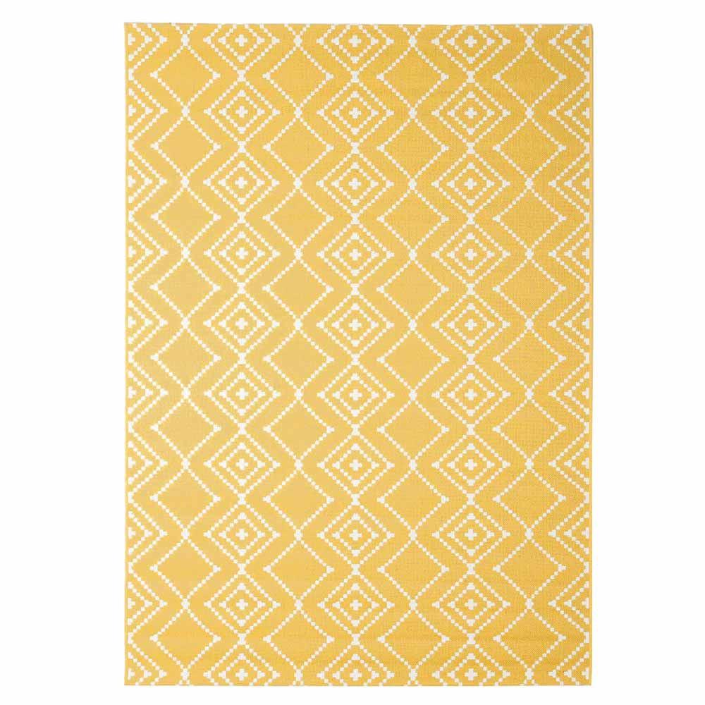 Χαλί Καλοκαιρινό (140×200) Royal Carpets Flox 47 Yellow