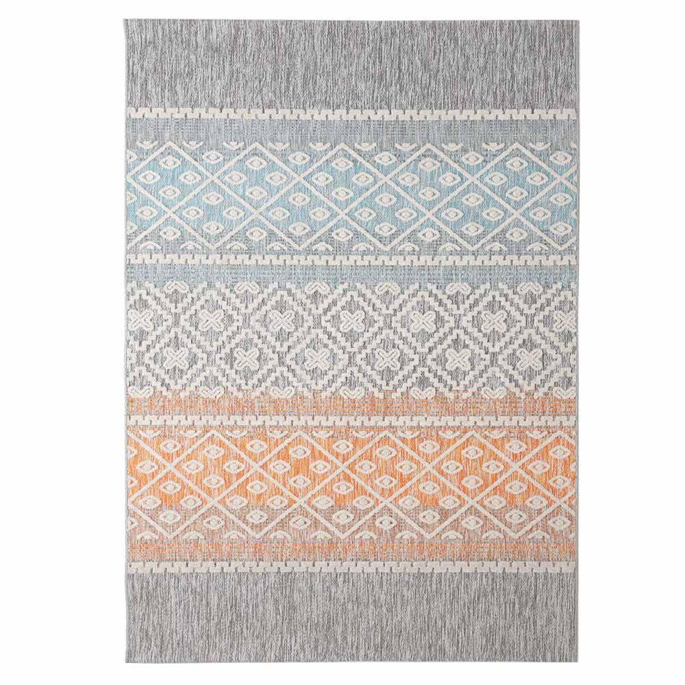 Χαλί Καλοκαιρινό (160×230) Royal Carpets Porto 769 Cream