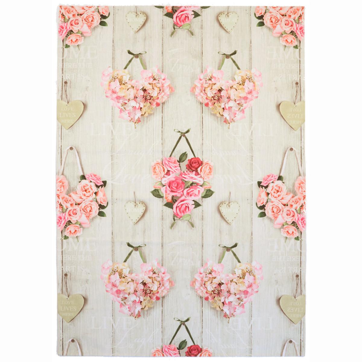 Χαλί Καλοκαιρινό (160×230) Royal Carpets Rose 822