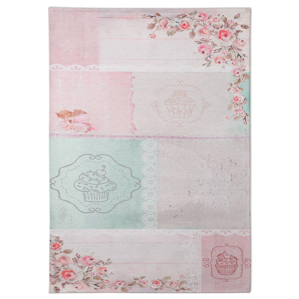 Χαλί Καλοκαιρινό (140×200) Royal Carpets Rose 1202