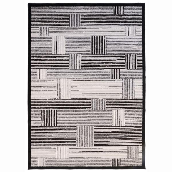Χαλί All Season (160x230) Royal Carpets Soho Black 1711-65