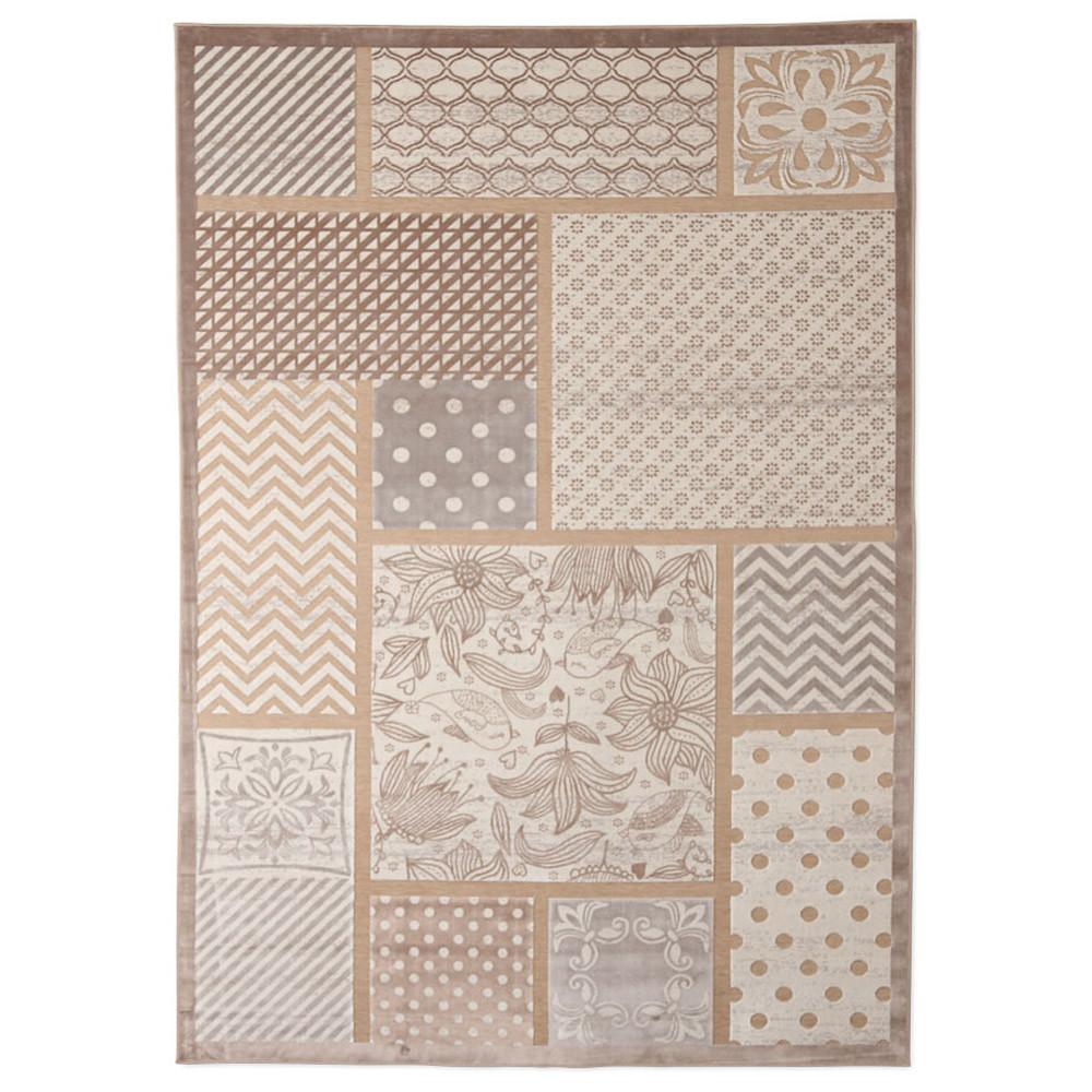 Χαλί All Season (100×150) Royal Carpets Soho Sand 2076-87